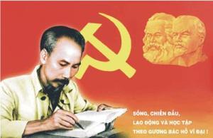 """Nội dung sinh hoạt chính trị dưới cờ tháng 8/2018 """"Tư tưởng Hồ Chí Minh về phong cách công tác của cán bộ"""""""