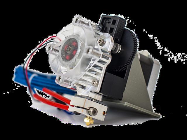 E3D Titan Aero HotEnd and Extruder - 3.00mm (12v)