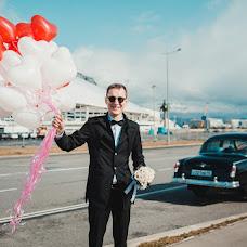 結婚式の写真家Dmitriy Palyunin (Monitor)。24.04.2018の写真