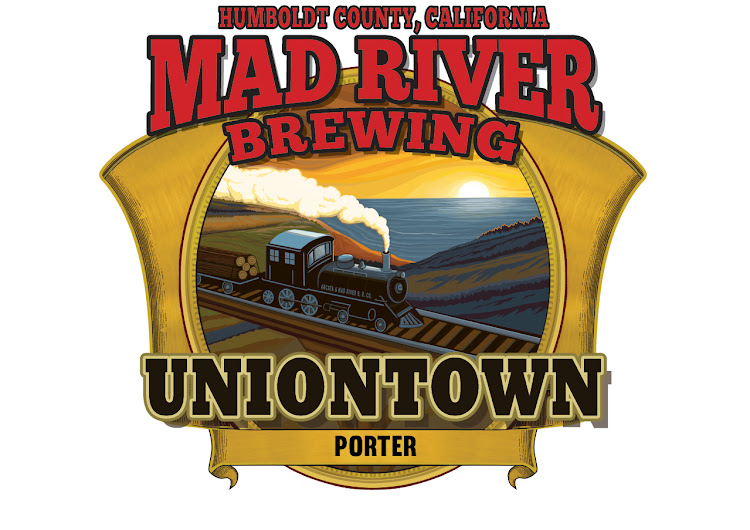 Logo of Mad River Uniontown Porter
