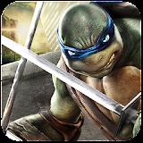 Ninja Superstar Turtles Warriors: Legends Hero 3D