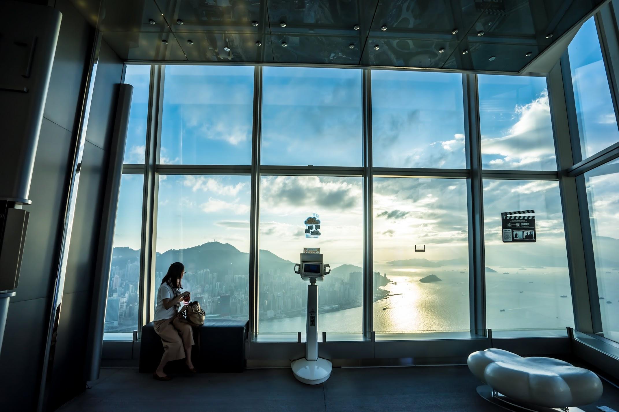 香港 スカイ100(sky100)8