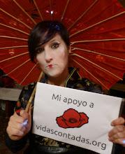 Photo: Amaya Azpilicueta. Creativa y alegre donde las haya.