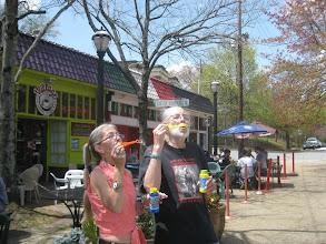 Photo: Chalking in Atlanta, Georgia, April 7, 2013.