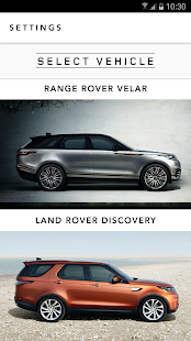Land Rover iGuide - náhled