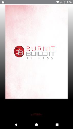 Burn It Build It Fitness screenshot 1