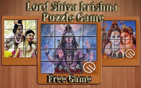 lords shiva.krishna Puzzle game - náhled