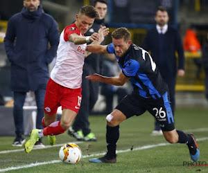 Le coach de Salzbourg Marco Rose commente la première défaite de son équipe contre Bruges