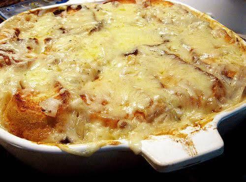 Oo-la-la Onion Casserole Recipe