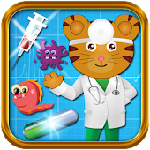 Adventure Daniel Doctor Tiger