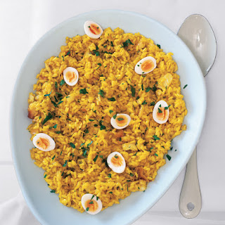 Kedgeree Risotto