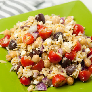 Orzo Black Bean Salad Recipes