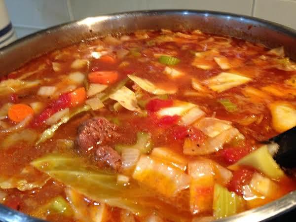 Classic Beef Noodle Soup