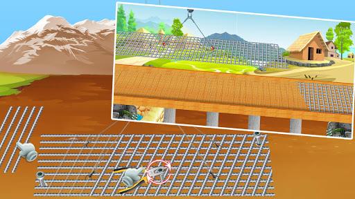 Construire un pont de village: construction routes  captures d'écran 2