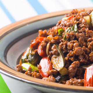 Super Simple One Pot Oriental Beef