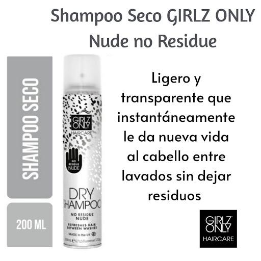champú girlz only nude 200 ml