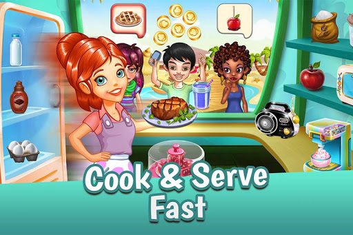 Cooking Tale - Food Games screenshots 1