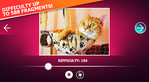 Unlimited Puzzles - free jigsaw for kids and adult filehippodl screenshot 3