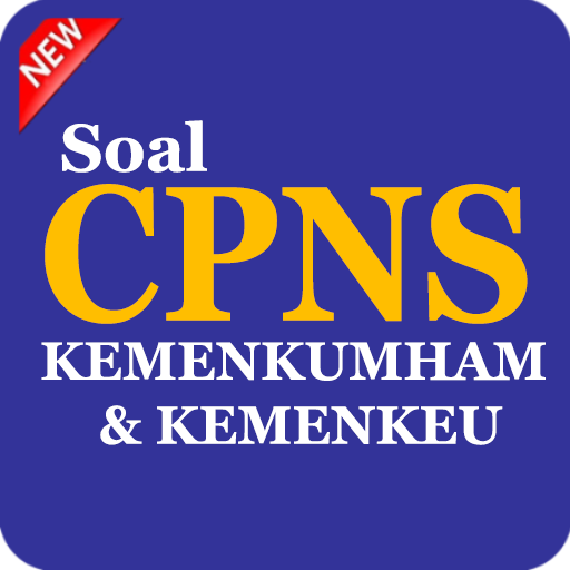 Soal CPNS 20  - Kemen ham Kemenkeu file APK Free for PC, smart TV Download