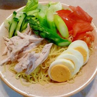 Hokkaido-style Ramen Salad