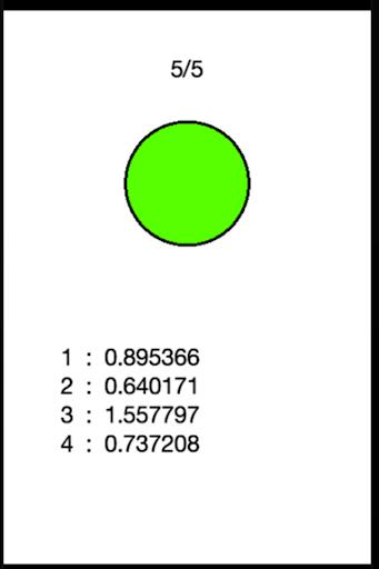 GreenButton reaction time test