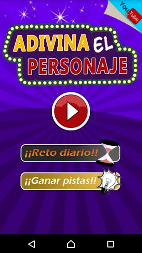 Adivina el Personaje - Siluetas, Emojis, Acertijos screenshot 1
