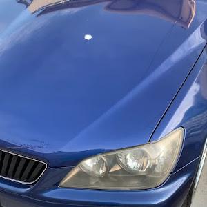 アルテッツァ SXE10 RS、ナビパッケージIIのカスタム事例画像 モリモリさんの2020年08月14日06:09の投稿