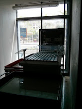 Photo: Médiathèque du Canal (Montigny-le-Bretonneux) Automate de retours automatiques