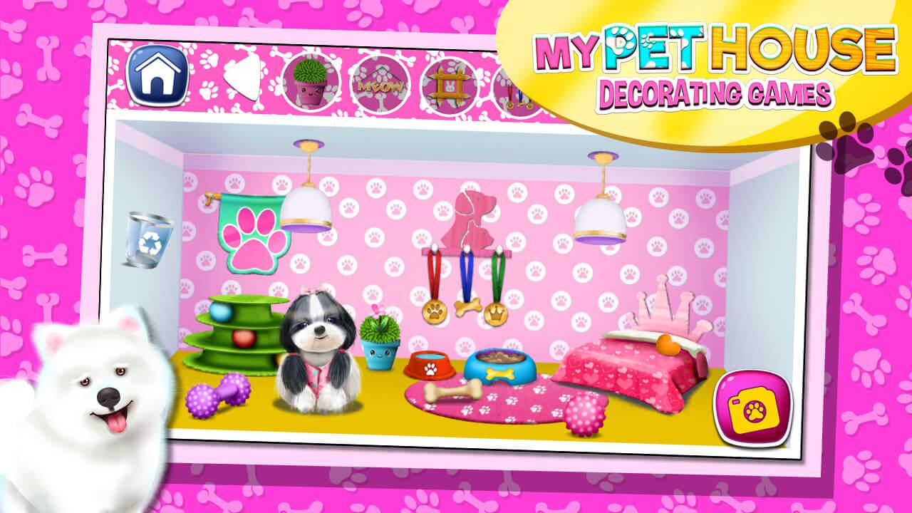 Interior Decorating Games my pet house decorating games - android apps on google play