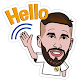 Real Madrid Stickers ! WAStickerApps for Whatsapp APK