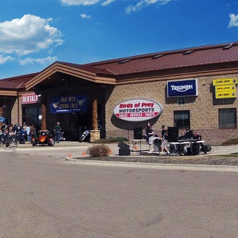 Birds Of Prey Motorsports >> Birds Of Prey Motorsports Motorsports Store In Caldwell