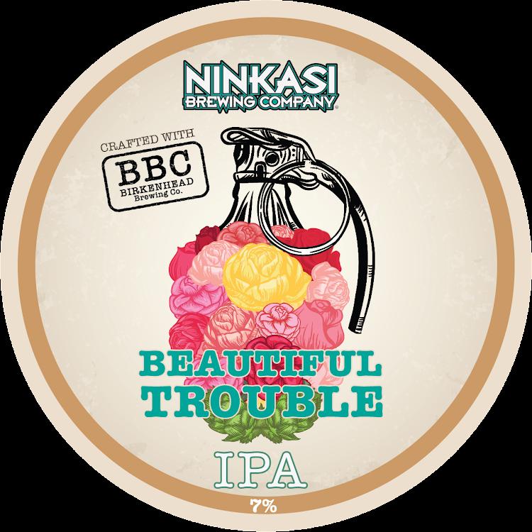 Logo of Birkenhead Beautiful Trouble