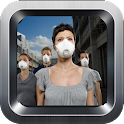 Global Air Quality -pm2.5 pm10,wildfire AirQuality icon