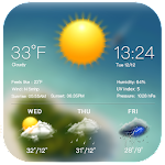 Best Clock & Weather Widget 8.0.0.1034_release Apk