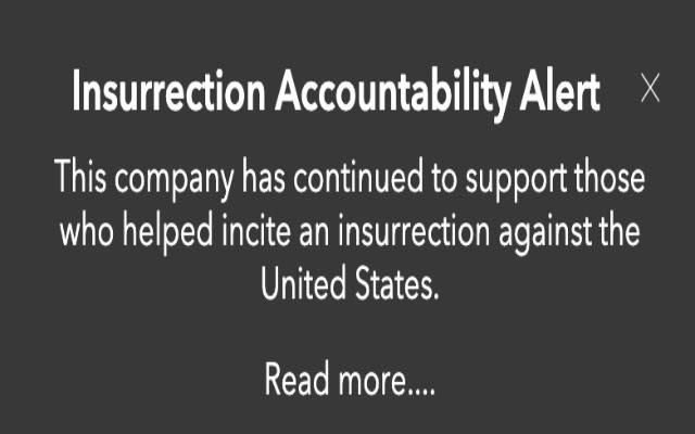 Insurrection Accountability
