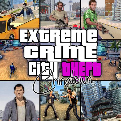 Extreme Crime City Chinatown Theft