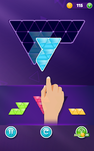 Block! Triangle puzzle: Tangram apktram screenshots 7