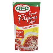 UFC Filipino Spaghetti Sauce