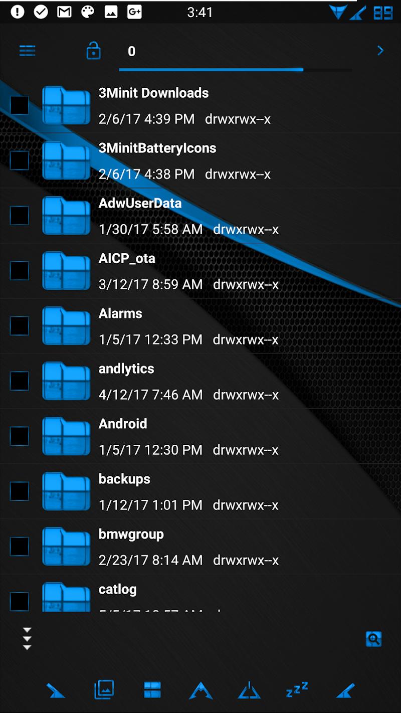 BigBlu Substratum Theme Screenshot 15