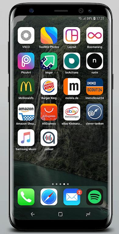 Eleven UI - IOS 12 Icon Pack APK   APKPure ai