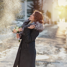 Wedding photographer Oksana Karpovich (Gaika). Photo of 10.12.2016