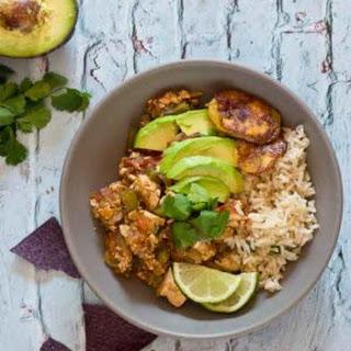 Vegetarian Sofritas Burrito Bowl
