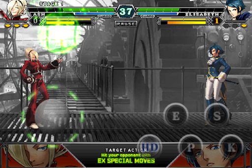 THE KING OF FIGHTERS-A 2012(F) screenshot 8