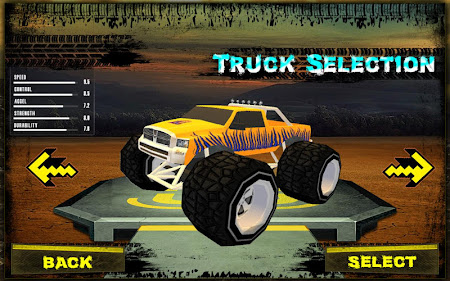 Monster Truck Safari Adventure 1.0.1 screenshot 63300