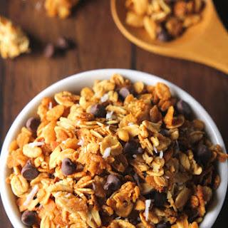 Healthy Granola With Almond Milk Recipes.