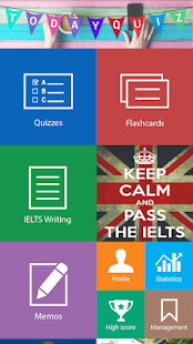 IELTS Test Prep- screenshot thumbnail