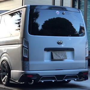 ハイエース TRH200V S-GLのカスタム事例画像 y pro【東京箱愛會】さんの2020年08月30日18:31の投稿