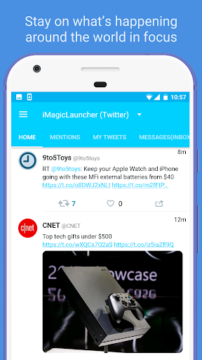 Tweety Pro for Twitter  screenshots 1