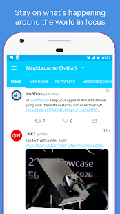 Tweety Pro for Twitter Screenshot
