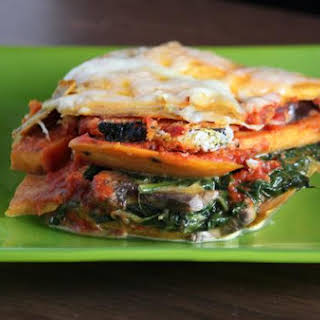 How Sweet It Is Sweet Potato Lasagne.